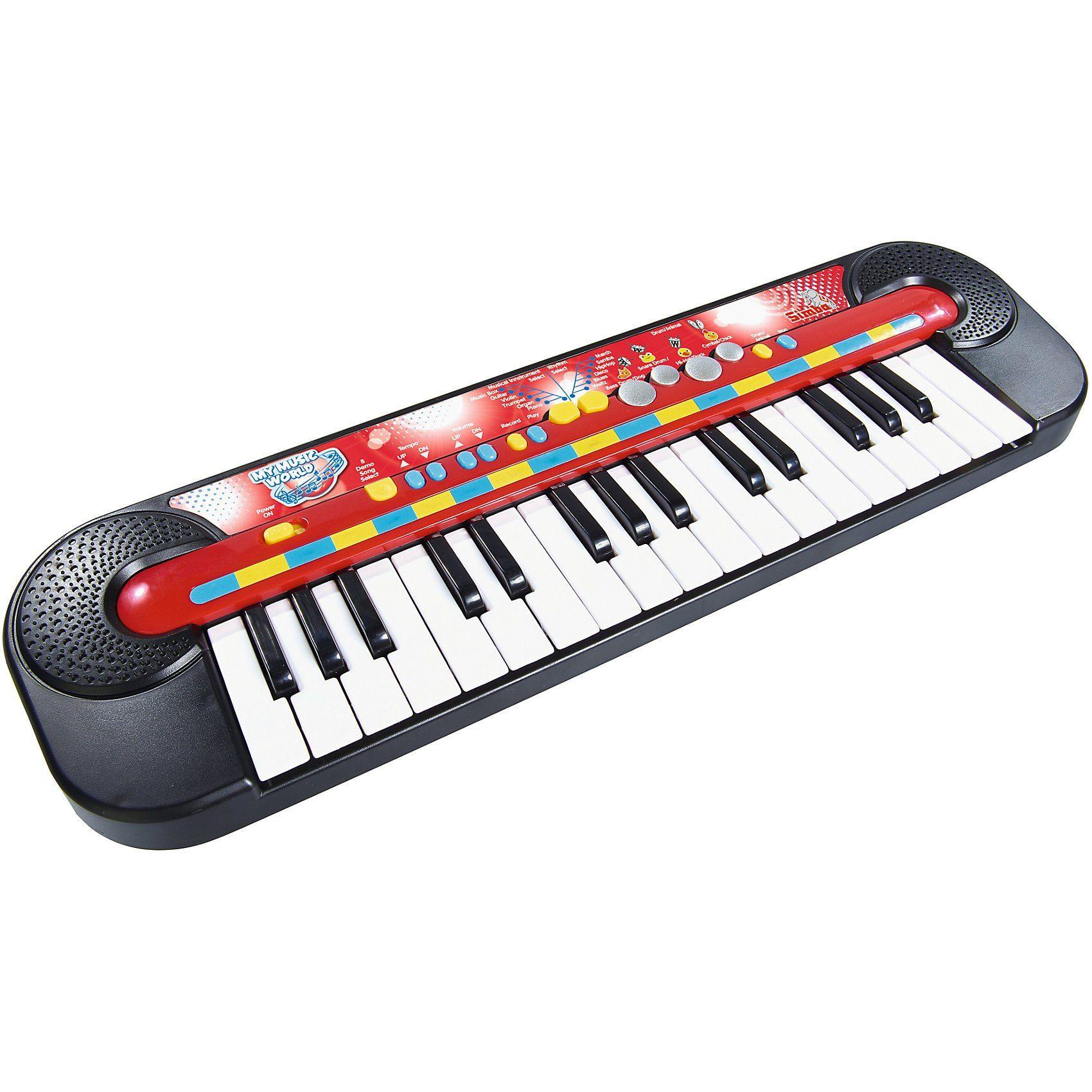 Simba Keyboard, 32 Tasten