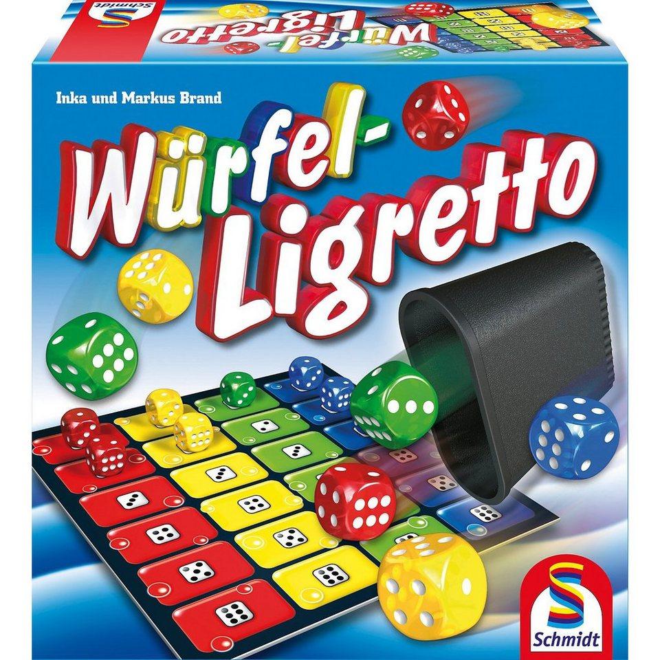 Spiel Ligretto