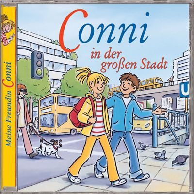 Universal Music GmbH CD Conni in der großen Stadt (Folge 25)
