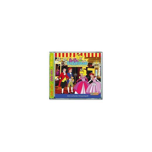 Kiddinx CD Bibi Blocksberg 98 - Die Prinzessin von Thunderstorm