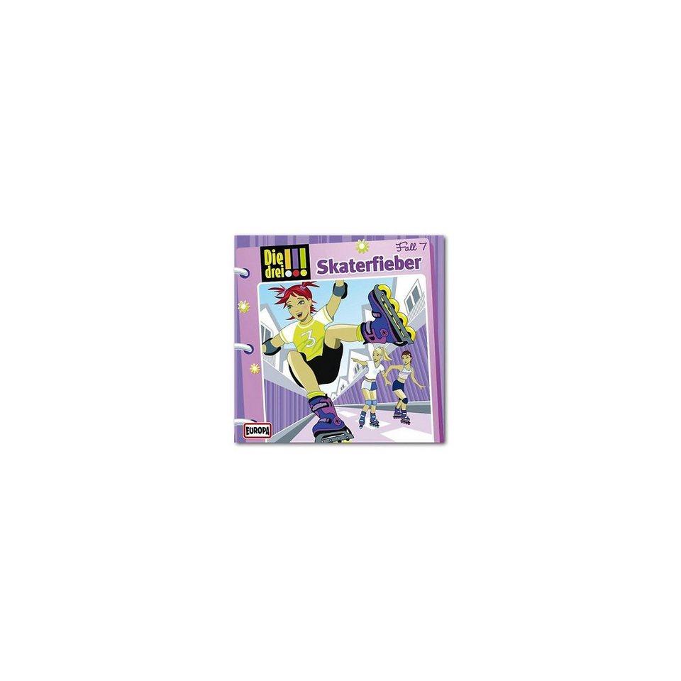 SONY BMG MUSIC CD Die Drei !!! 07 - Skaterfieber