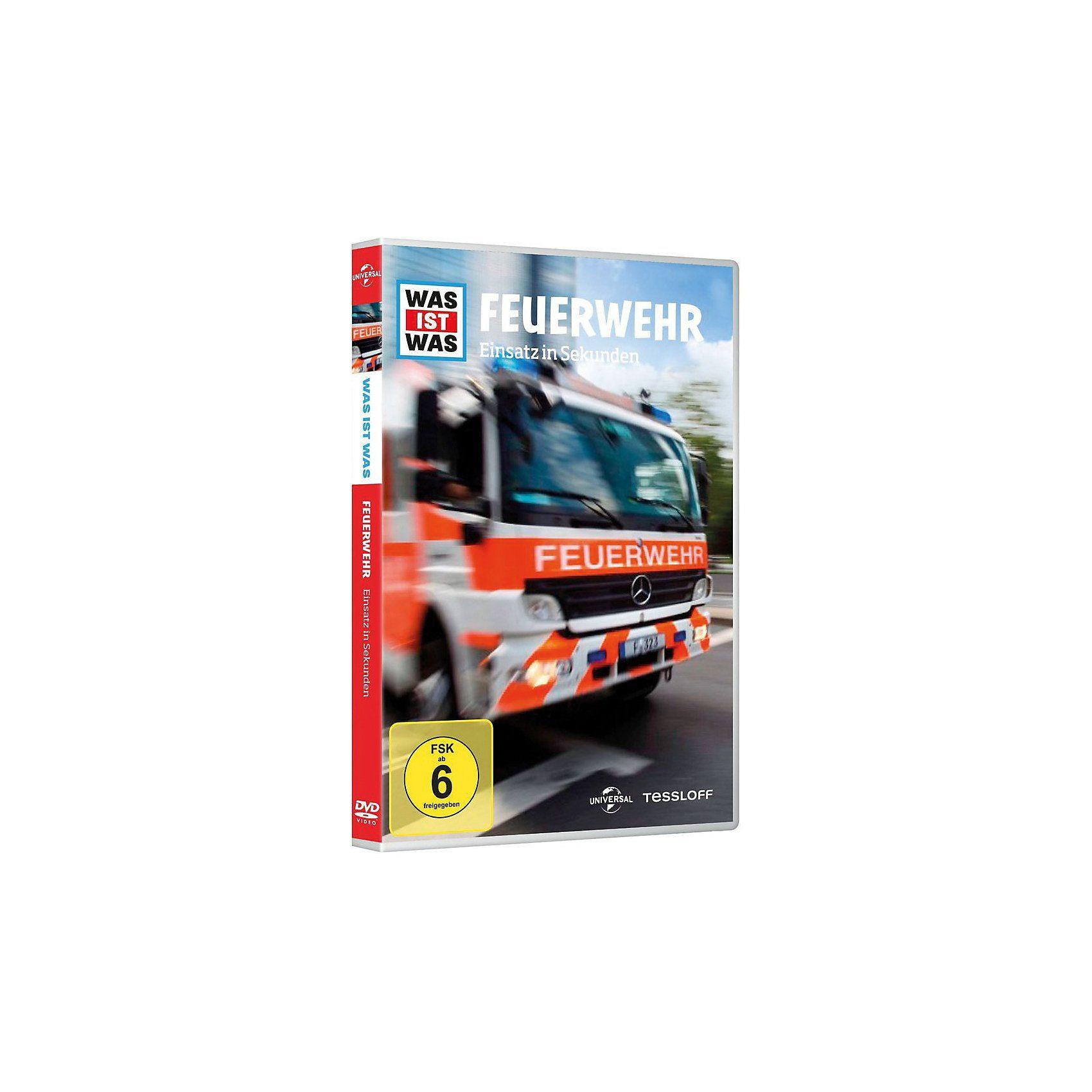 Universal DVD Was ist Was - Feuerwehr