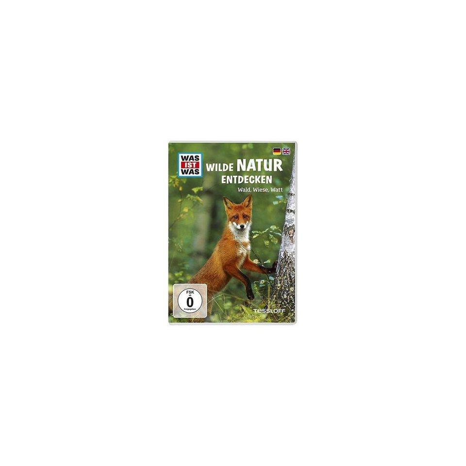 Universum Film GmbH DVD Was ist Was - Wilde Natur entdecken