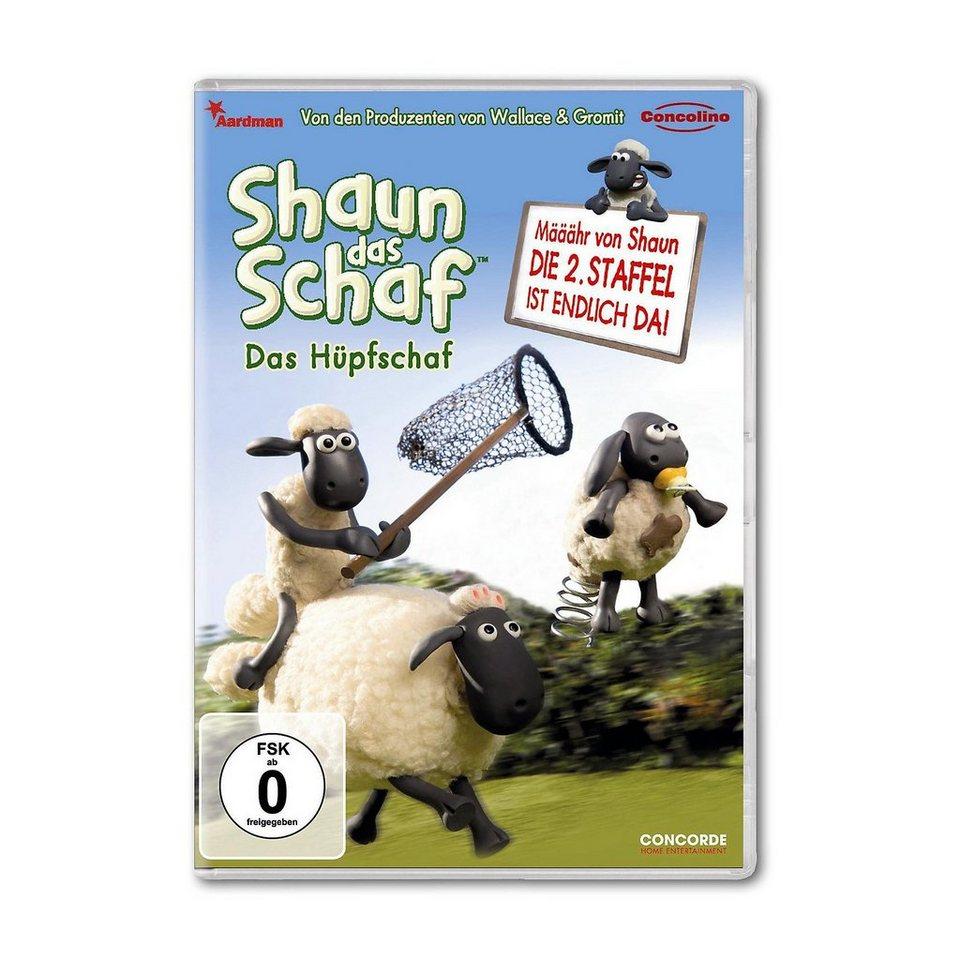 Concorde Home DVD Shaun das Schaf 06 - Das Hüpfschaf (8 Abenteuer)