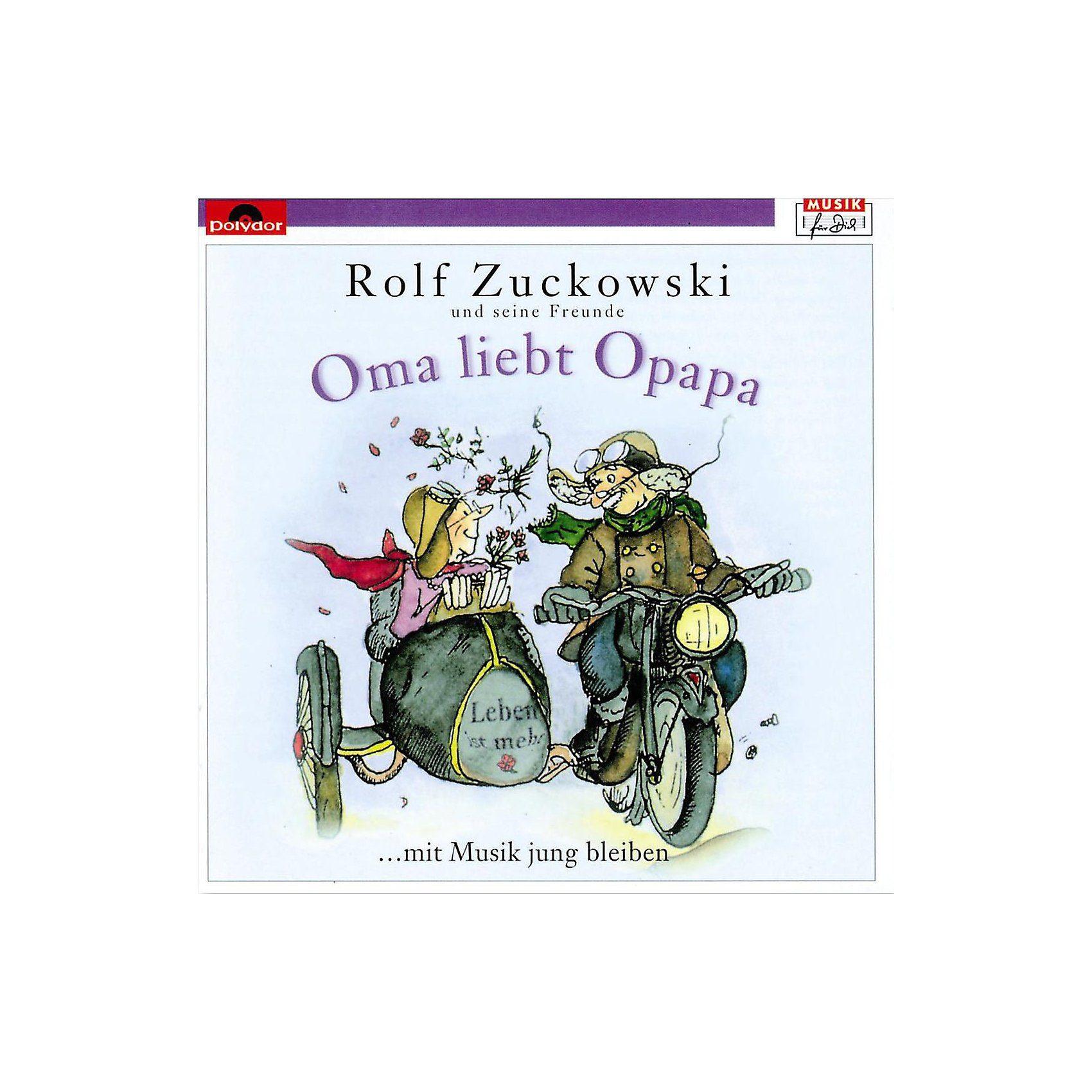 Universal Music GmbH CD Rolf Zuckowski - Oma liebt Opapa