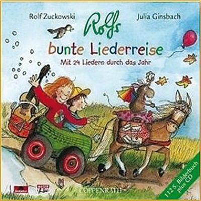 Universal Music GmbH CD Rolf Zuckowski - Rolfs bunte Liederreise