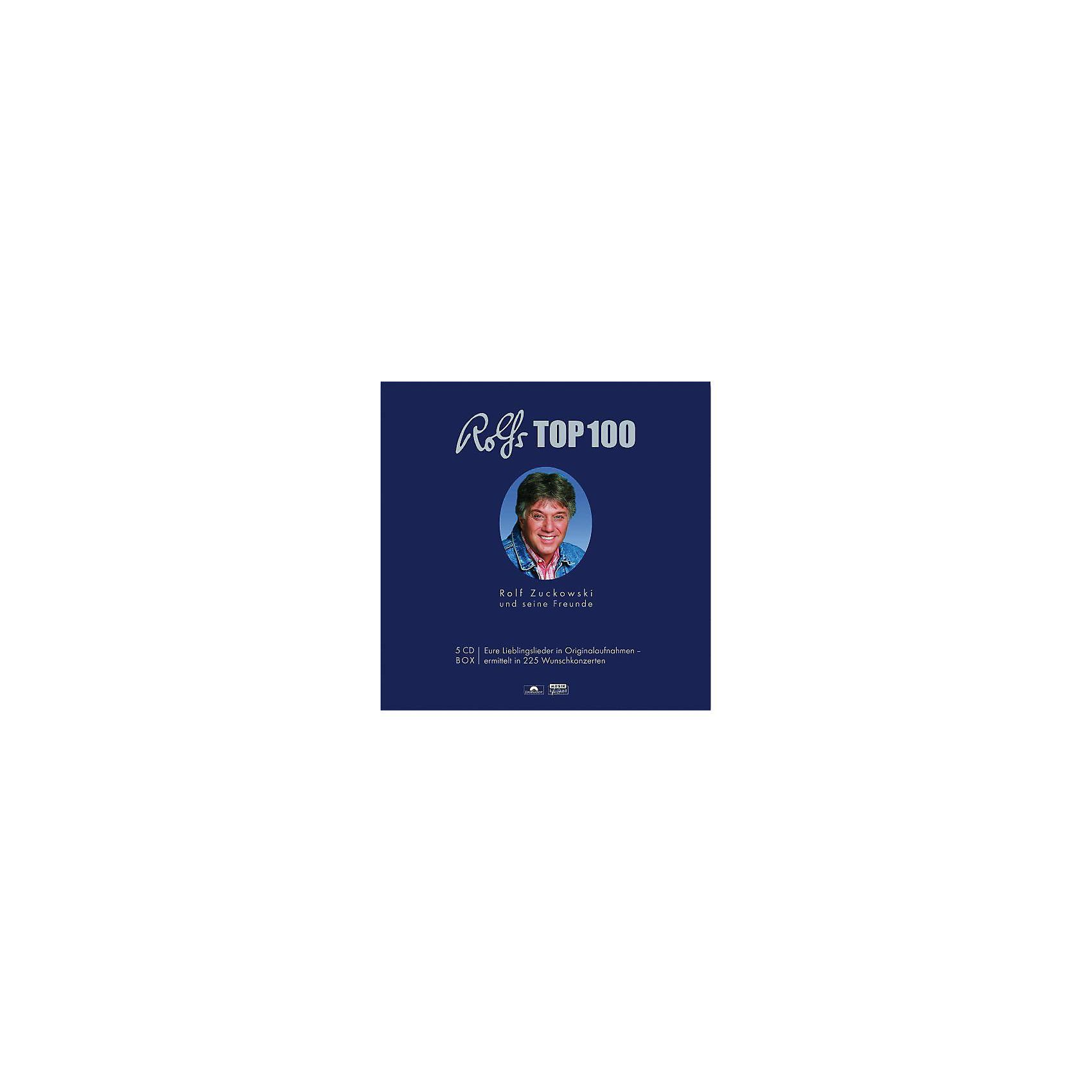 Universal Music GmbH CD Rolf Zuckowski und seine Freunde - Rolfs Top 100 - 5 CDs
