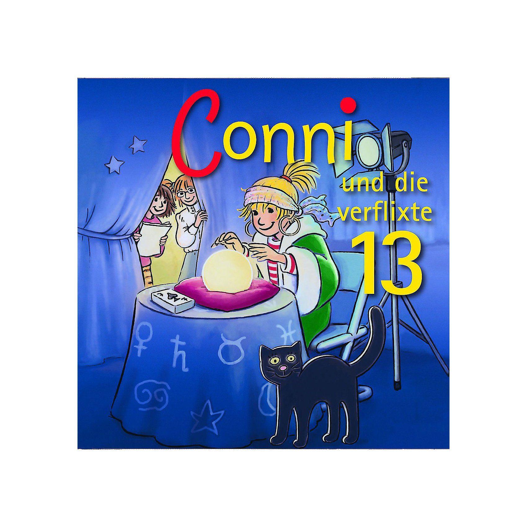 Universal Music GmbH CD Conni und die verflixte 13 - Folge 26