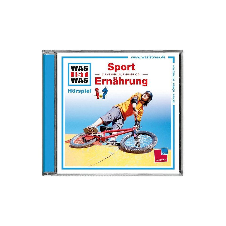 Universal Music GmbH CD Was ist Was 38 Sport /Ernährung