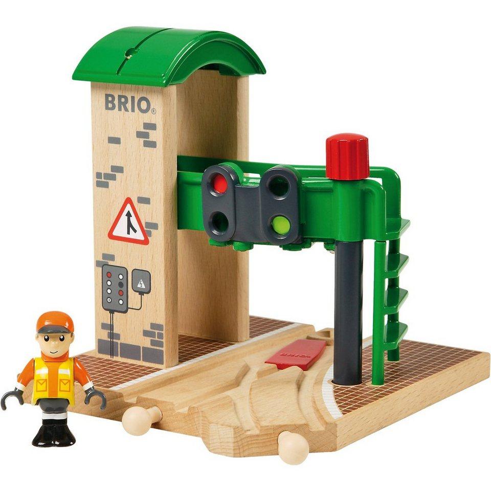 BRIO Signalstation