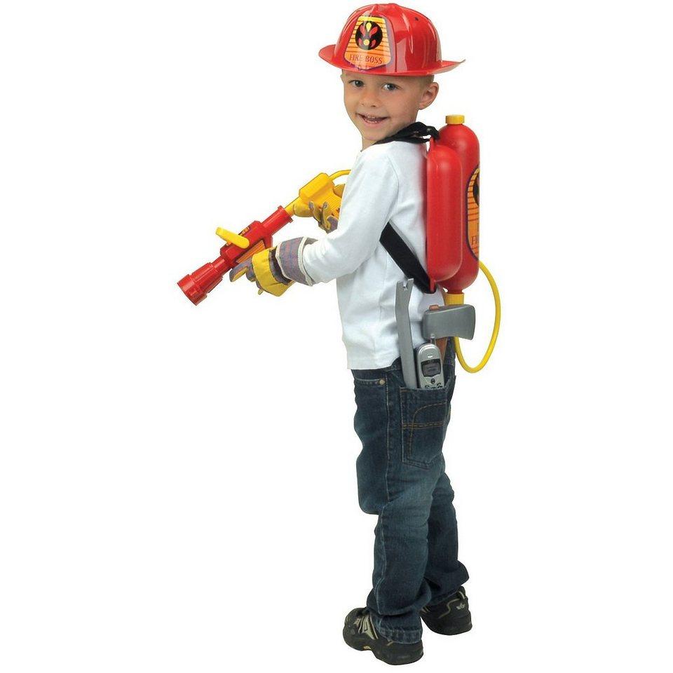 Klein Großes Feuerwehrset im Karton
