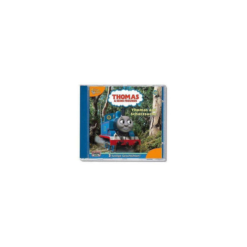 SONY BMG MUSIC CD Thomas und seine Freunde 15 - Thomas auf Schatzsuche