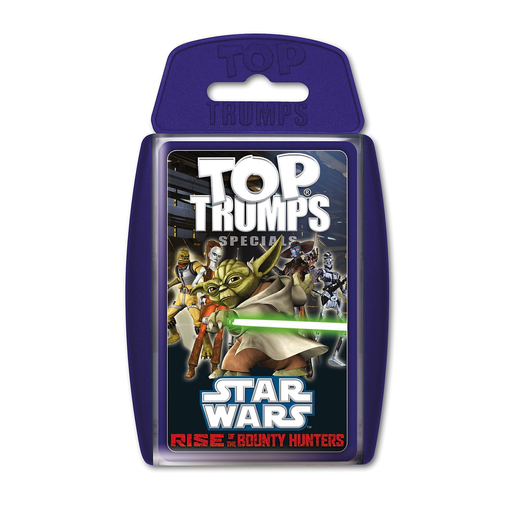 Winning Moves Top Trumps - Star Wars Rise of the Bounty Hunters