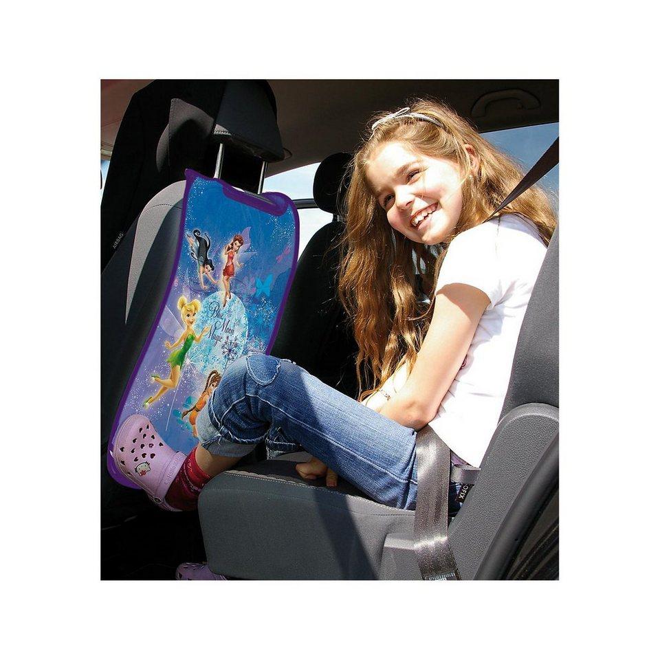 Kaufmann Auto- Rückenlehnenschutz, Disney Fairies in blau