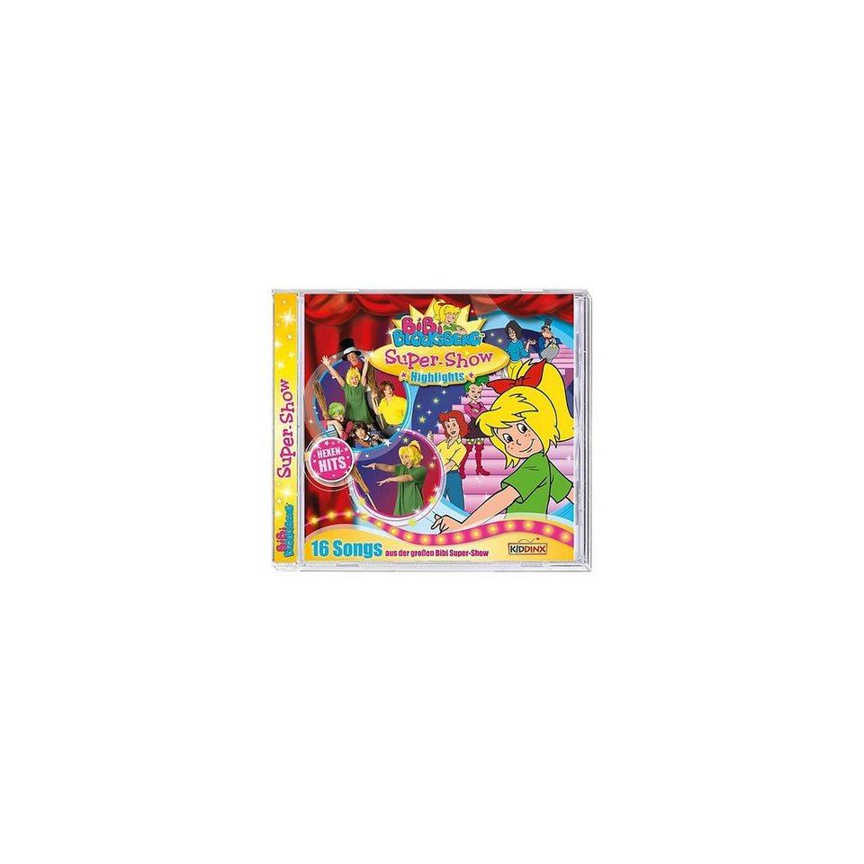 Kiddinx CD Bibi Blocksberg SuperShow CD Soundtrack