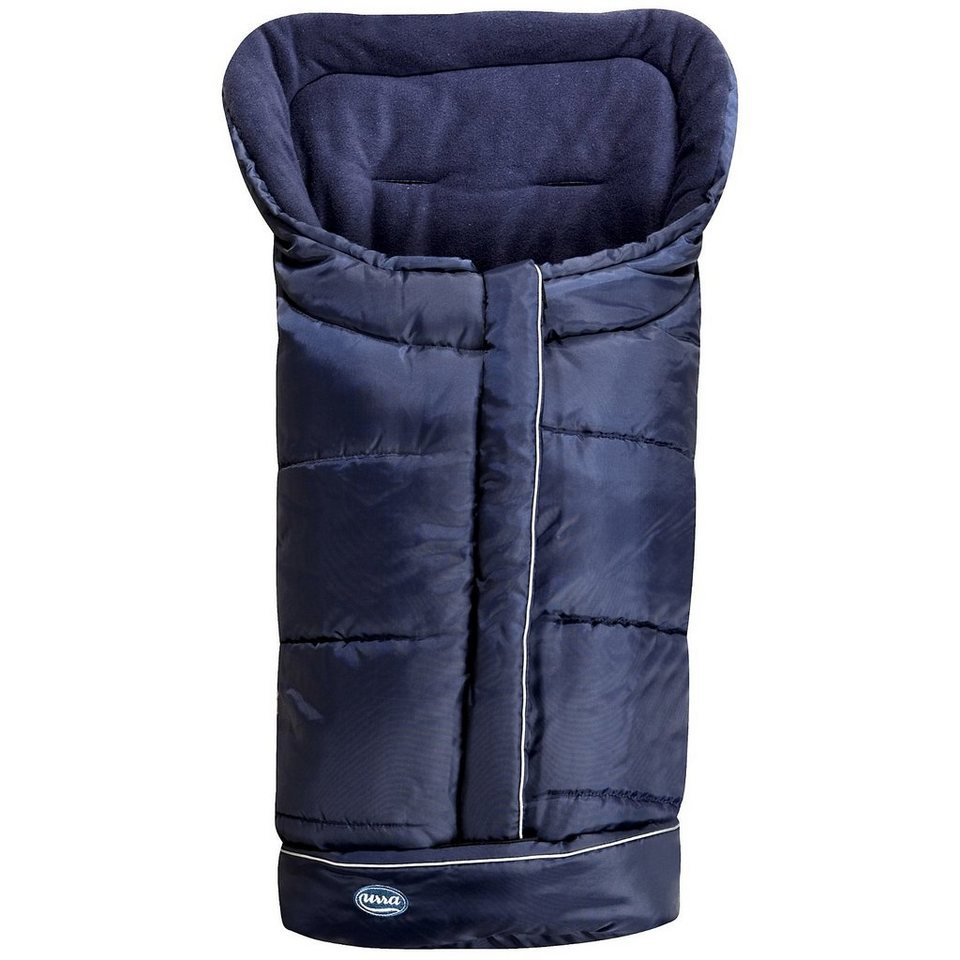 Urra Techno-Fleece Fußsack, marine/blau