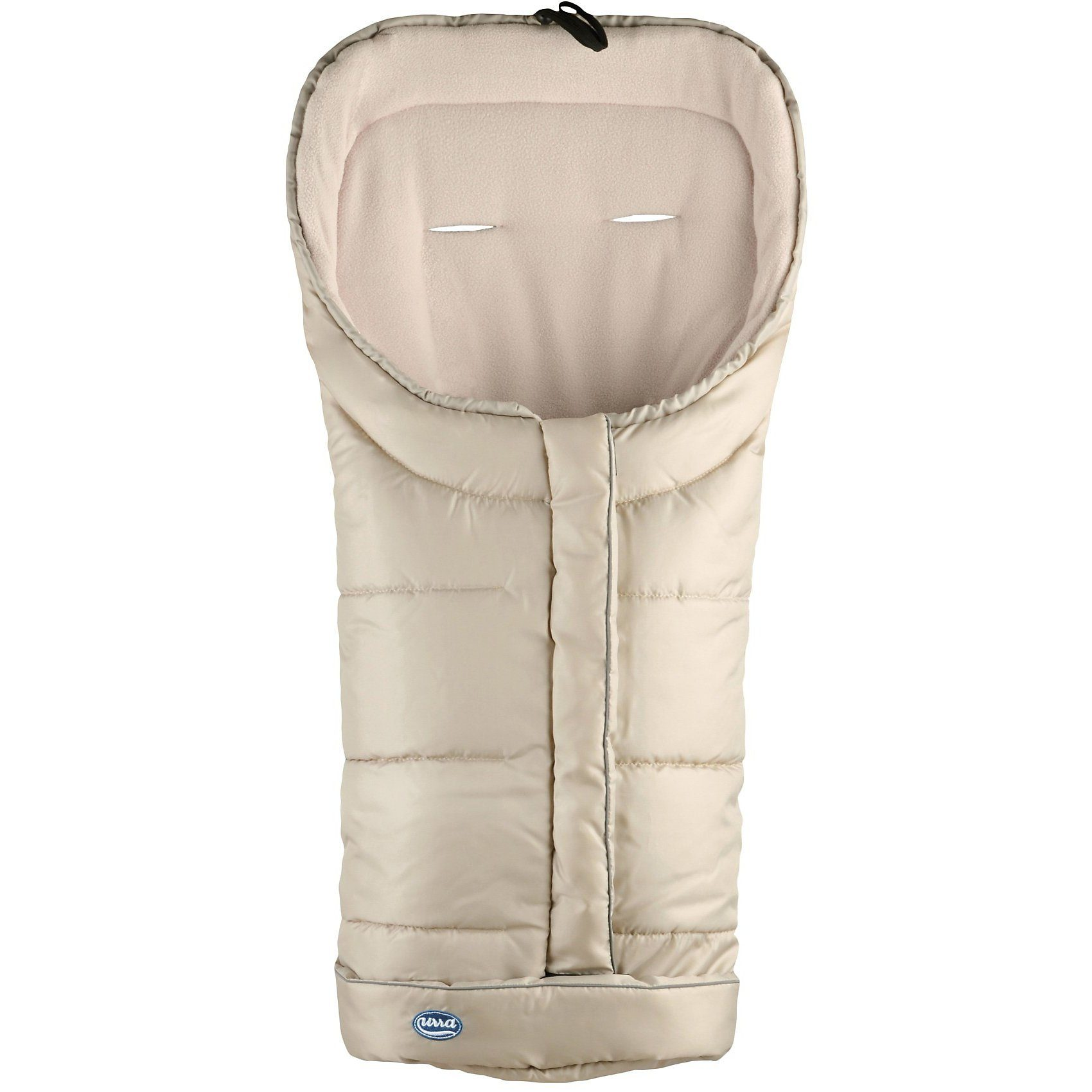 Urra Techno-Fleece Fußsack, beige