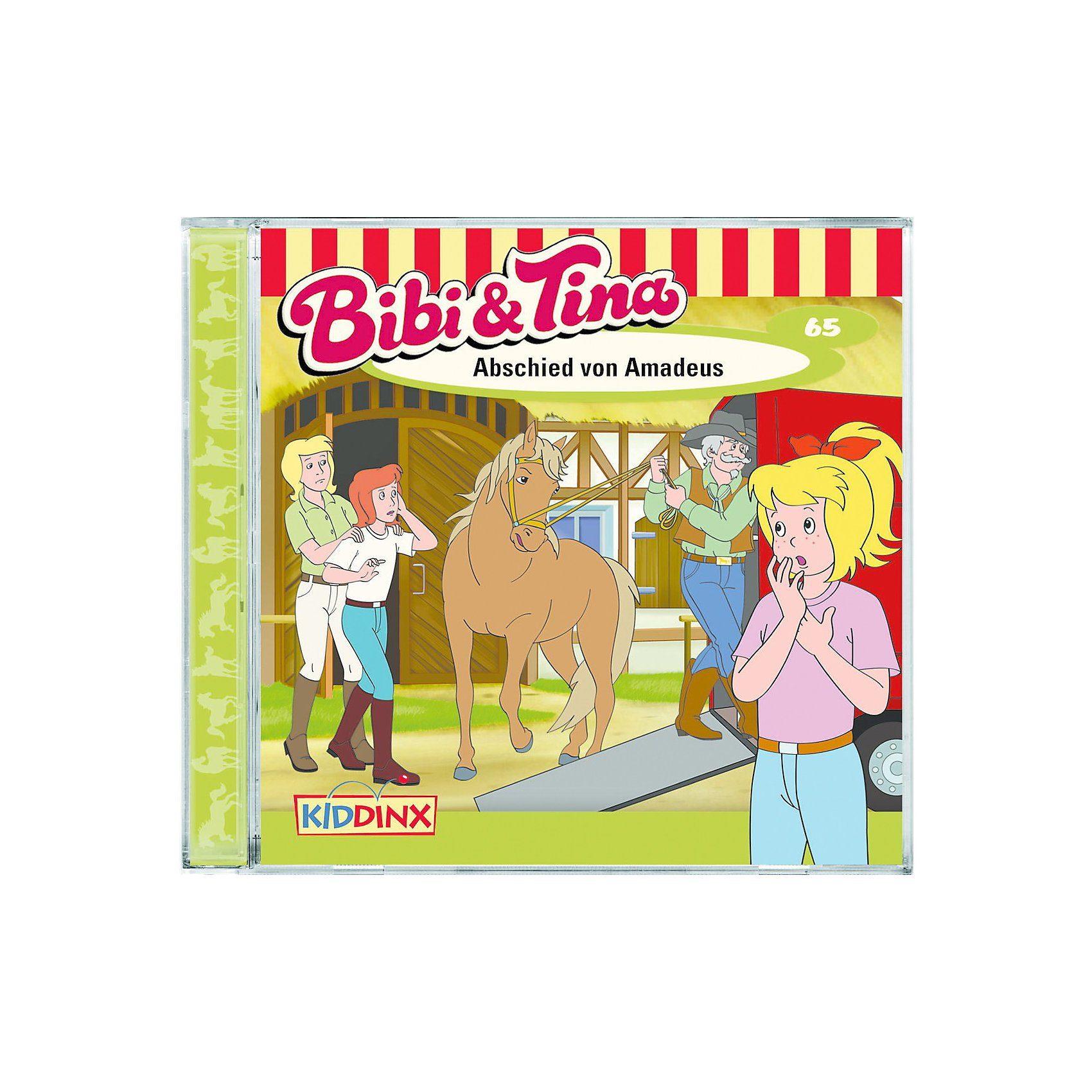Kiddinx CD Bibi & Tina 65 - Abschied von Amadeus