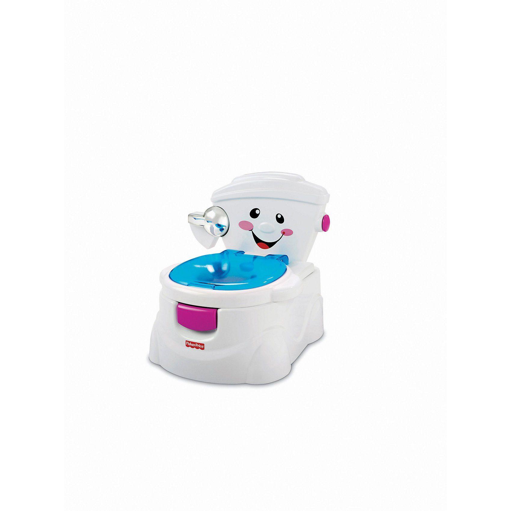 Mattel Baby Gear - Meine erste Toilette