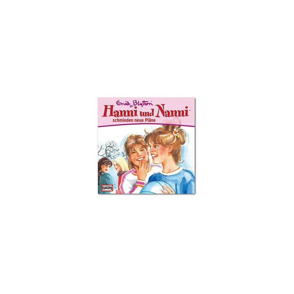 Sony CD Hanni & Nanni 02 - schmieden neue Pläne
