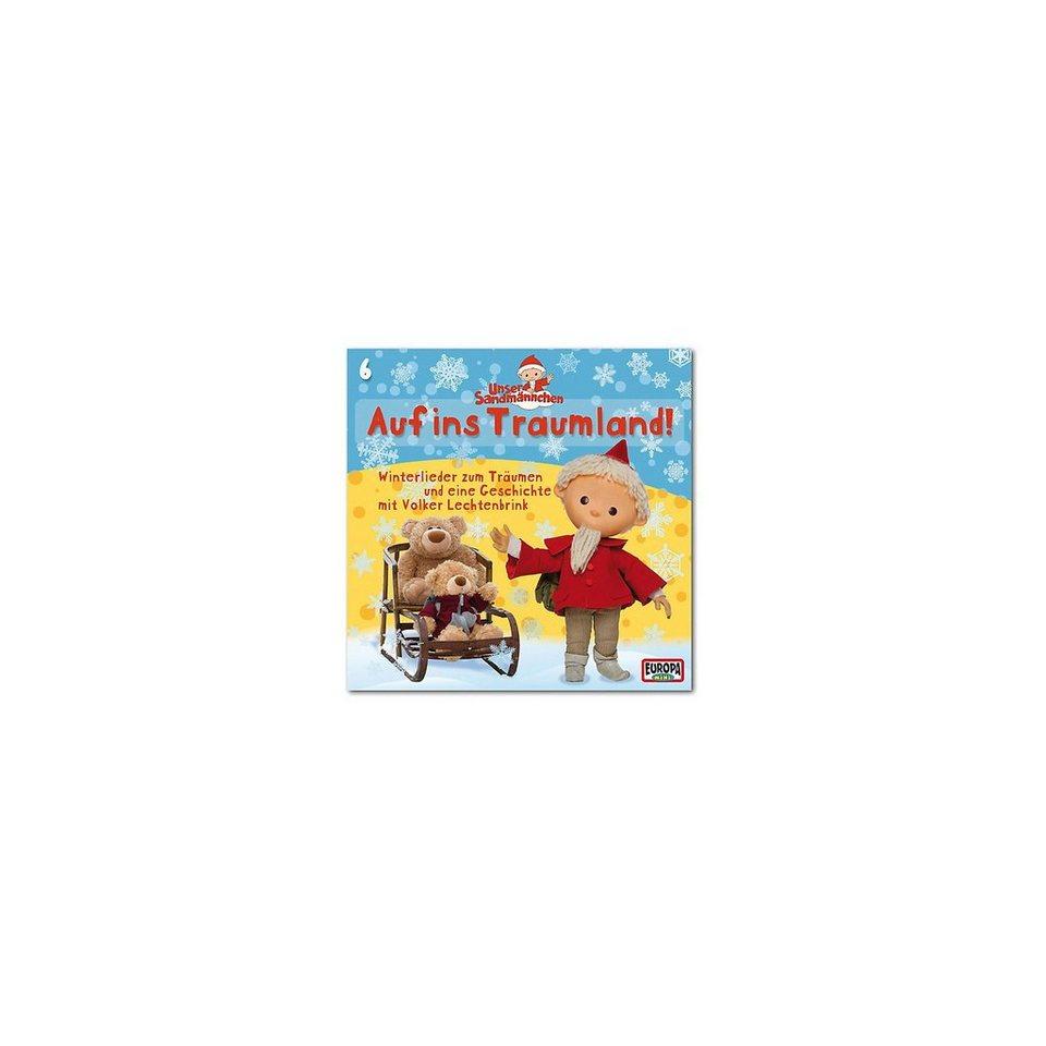 SONY BMG MUSIC CD Sandmännchen 06 - Auf ins Traumland