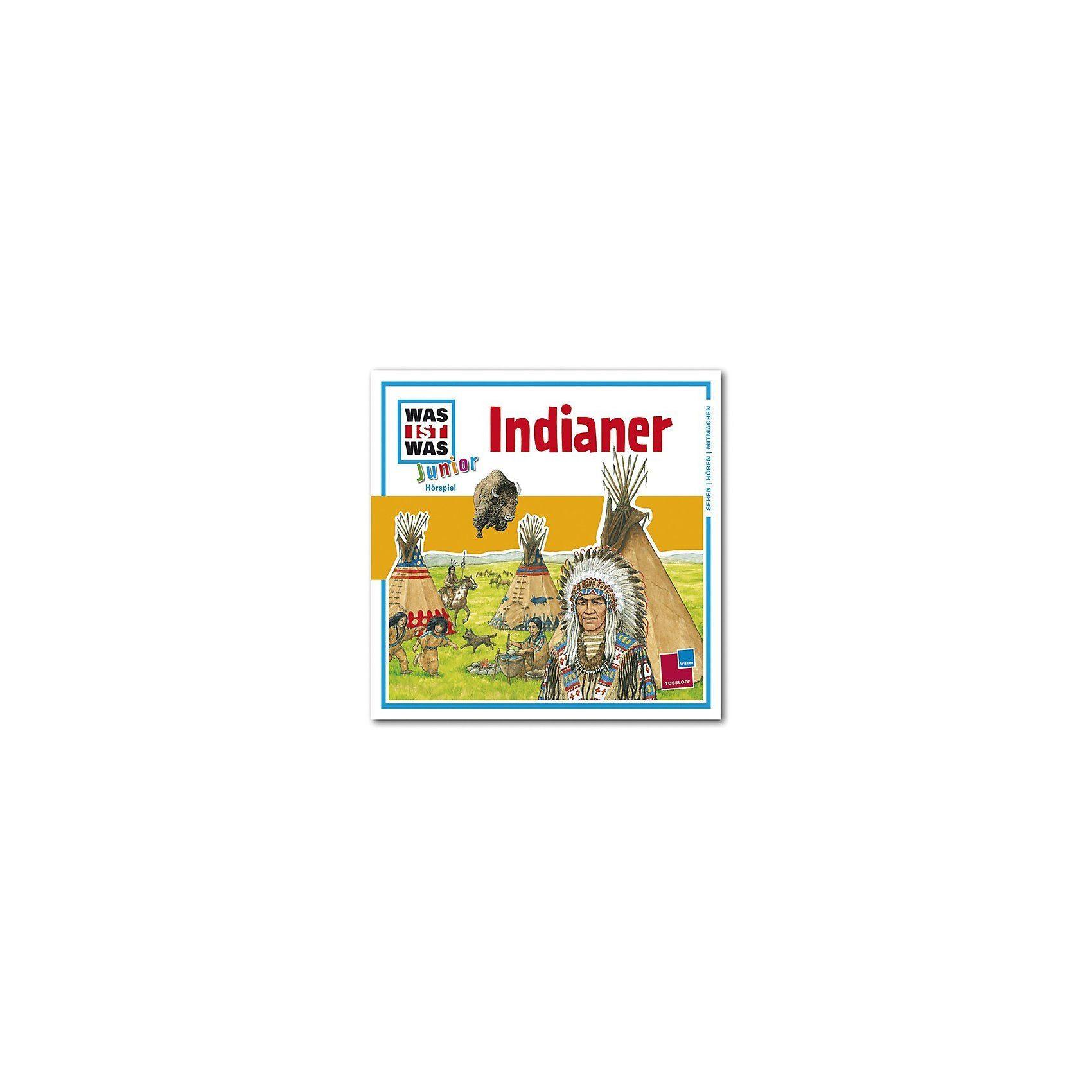 Universal Music GmbH CD Was ist Was Junior 16 - Indianer