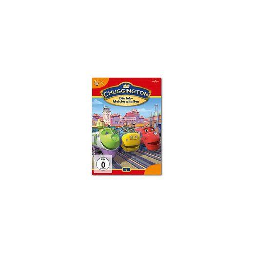 Universal DVD Chuggington 06 - Die Lok-Meisterschaften