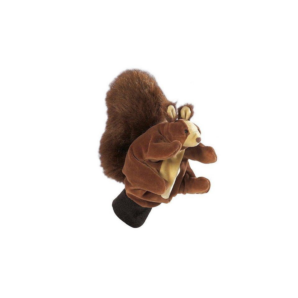 beleduc 40253 Handpuppe Eichhörnchen 22 cm