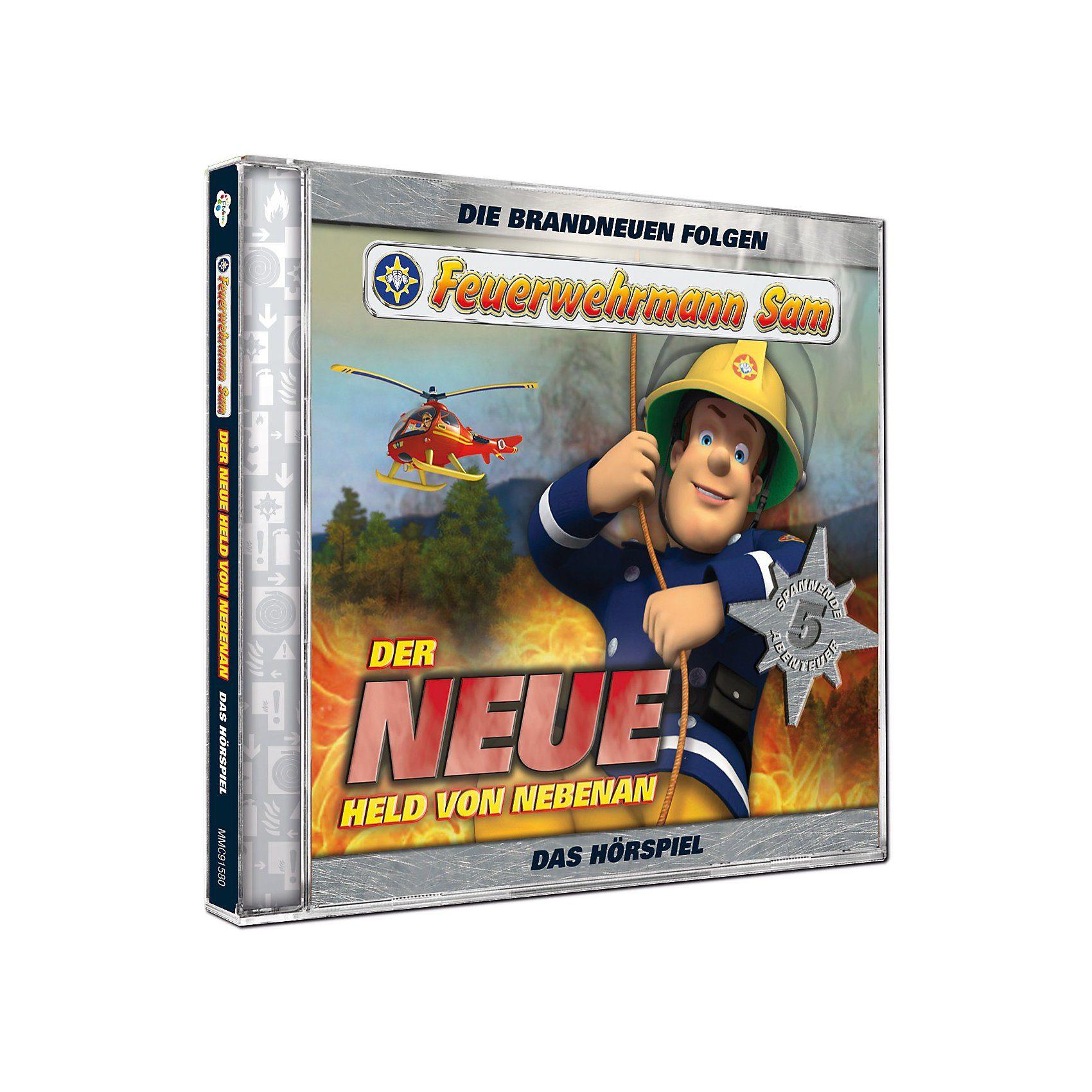 Just Bridge Entertainment CD Feuerwehrmann Sam - Der neue Held von nebenan 1