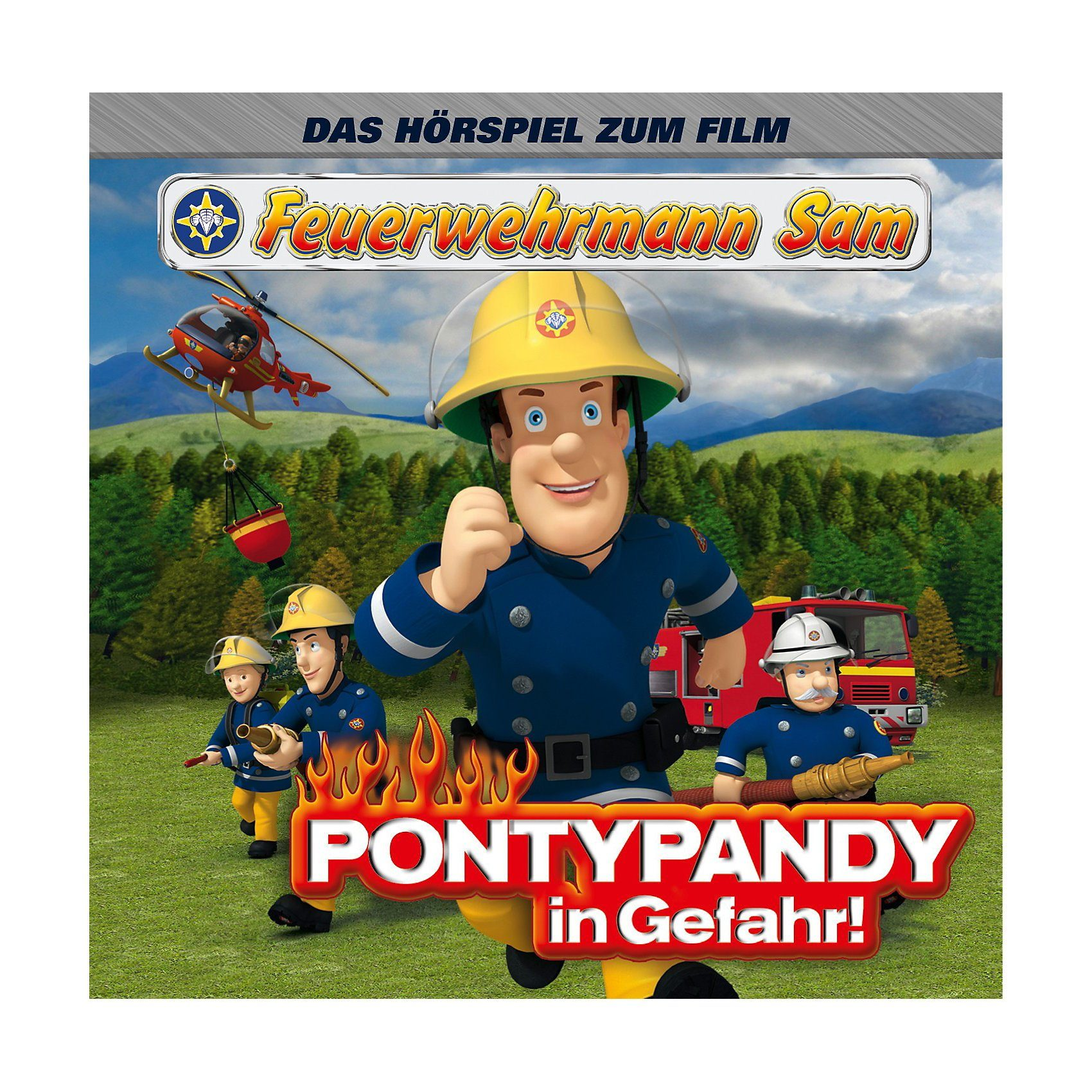 Just Bridge Entertainment CD Feuerwehrmann Sam - Pontypandy in Gefahr!