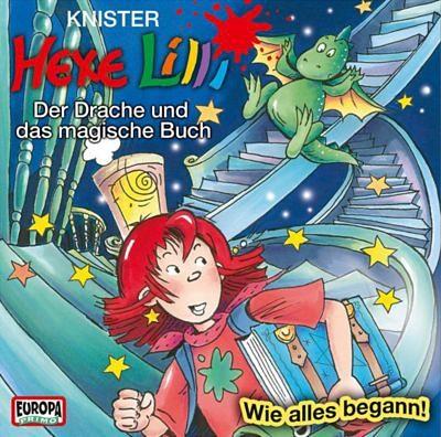 SONY BMG MUSIC CD Hexe Lilli - Der Drache und das magische Buch