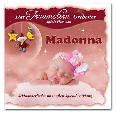 SONY BMG MUSIC CD Traumstern-Orchester - Madonna