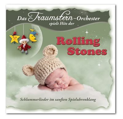 SONY BMG MUSIC CD Traumstern-Orchester- Rolling Stones