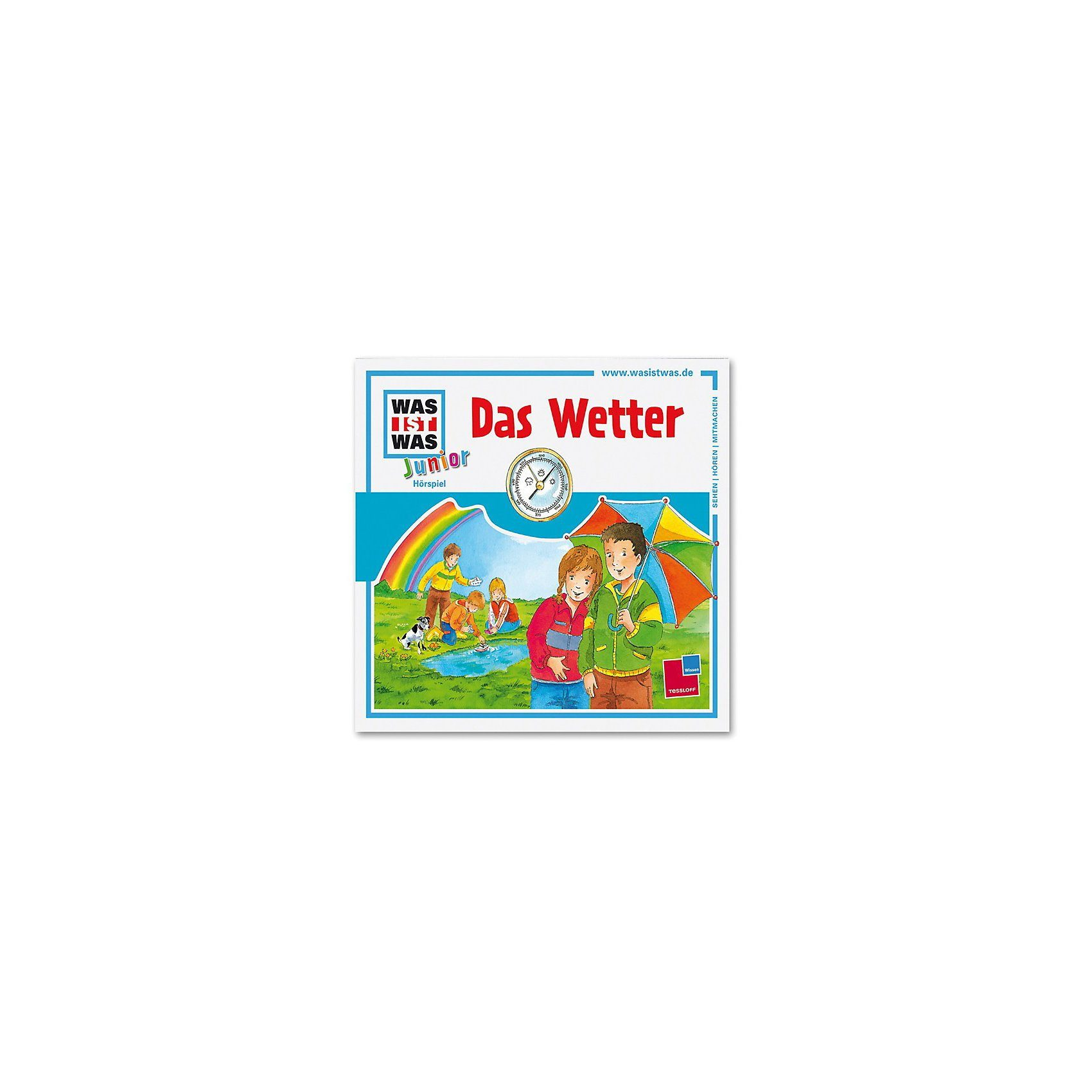 Universal CD Was ist Was Junior 18 - Das Wetter