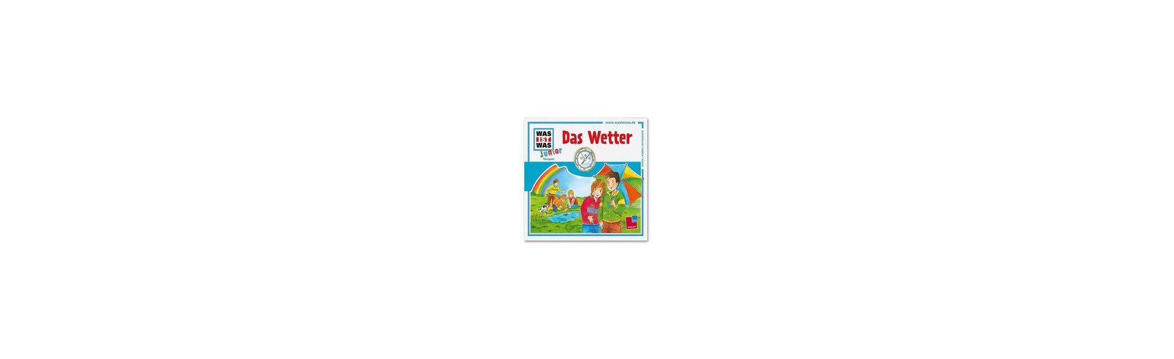 Universal Music GmbH CD Was ist Was Junior 18 - Das Wetter