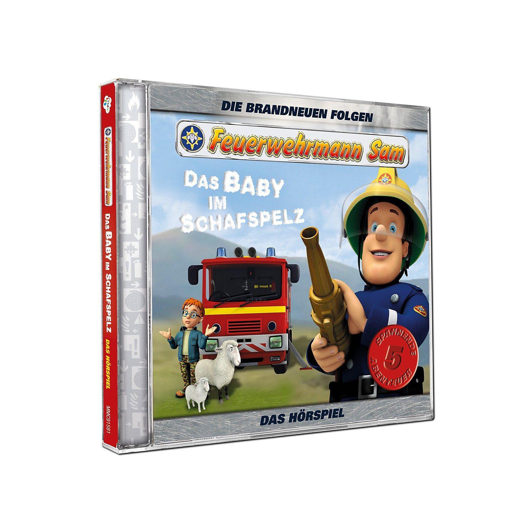 Just Bridge Entertainment CD Feuerwehrmann Sam - Das Baby im Schafspelz 2