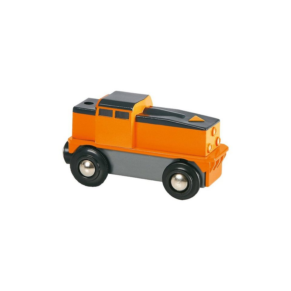 BRIO Kleine Frachtlok (Batteriebetrieb)