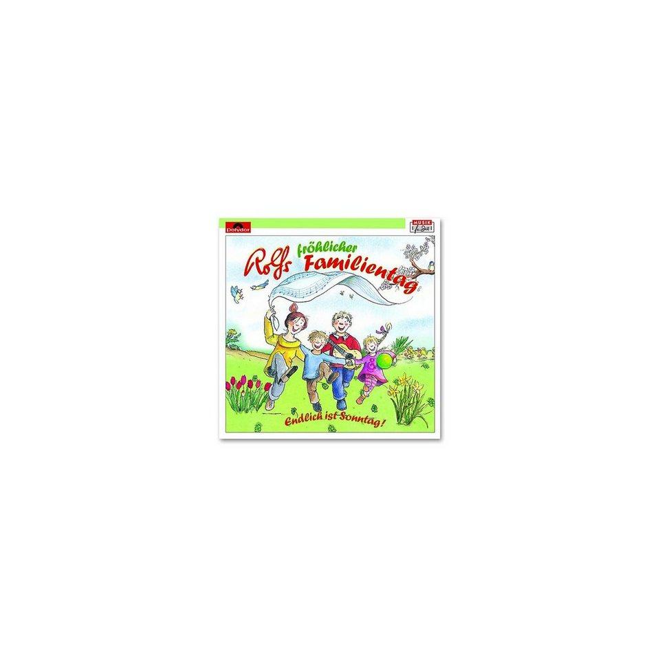 Universal Music GmbH CD Rolf Zuckowski und seine Freunde - Rolfs fröhlicher Famil