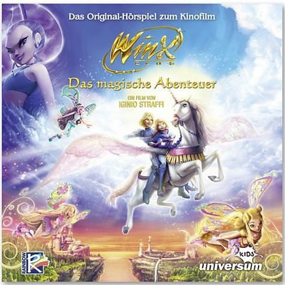 SONY BMG MUSIC CD Winx Club - Das magische Abenteuer Original-Hörspiel zum
