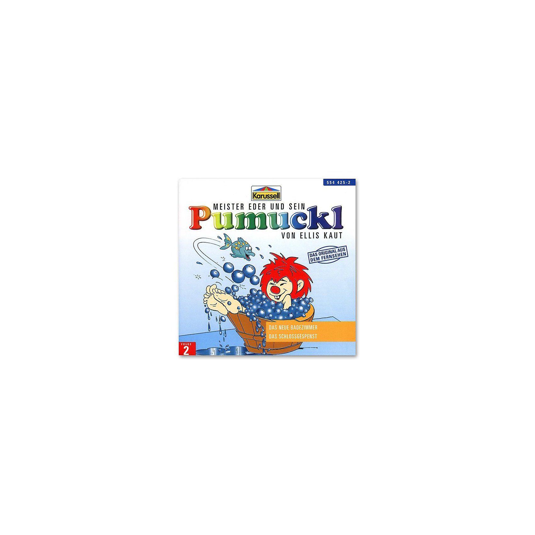 Universal Music GmbH CD Pumuckl 02 - das neue Badezimmer