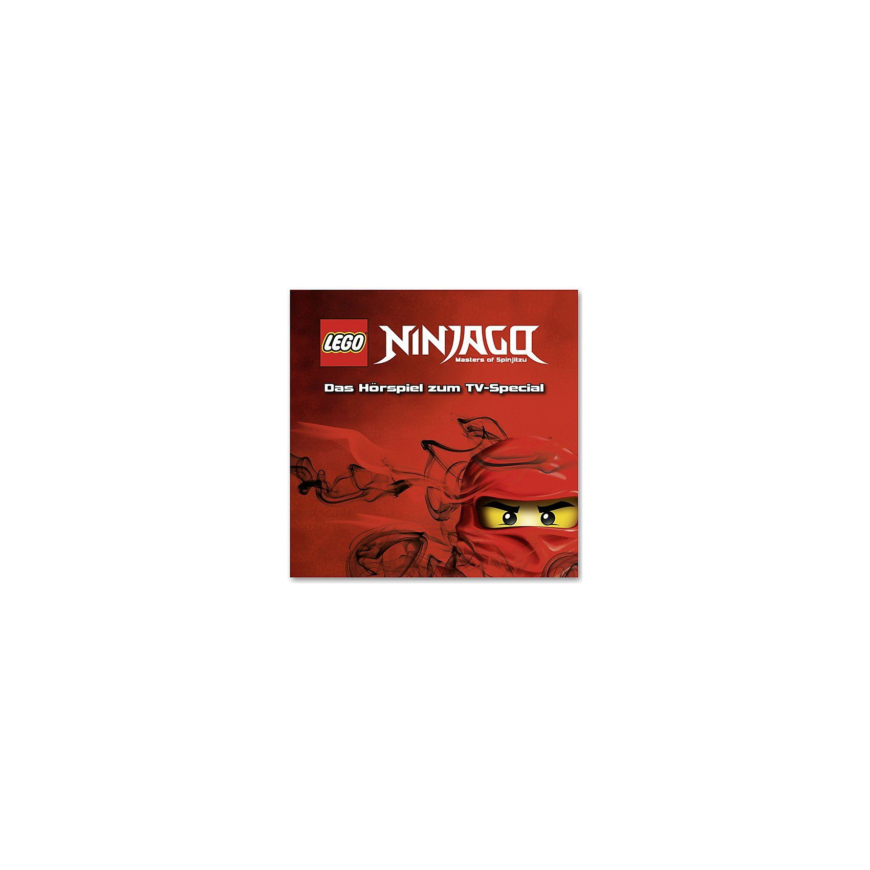 LEGO CD Ninjago - Master of Spinjitzu, Hörspiel zum TV-Special