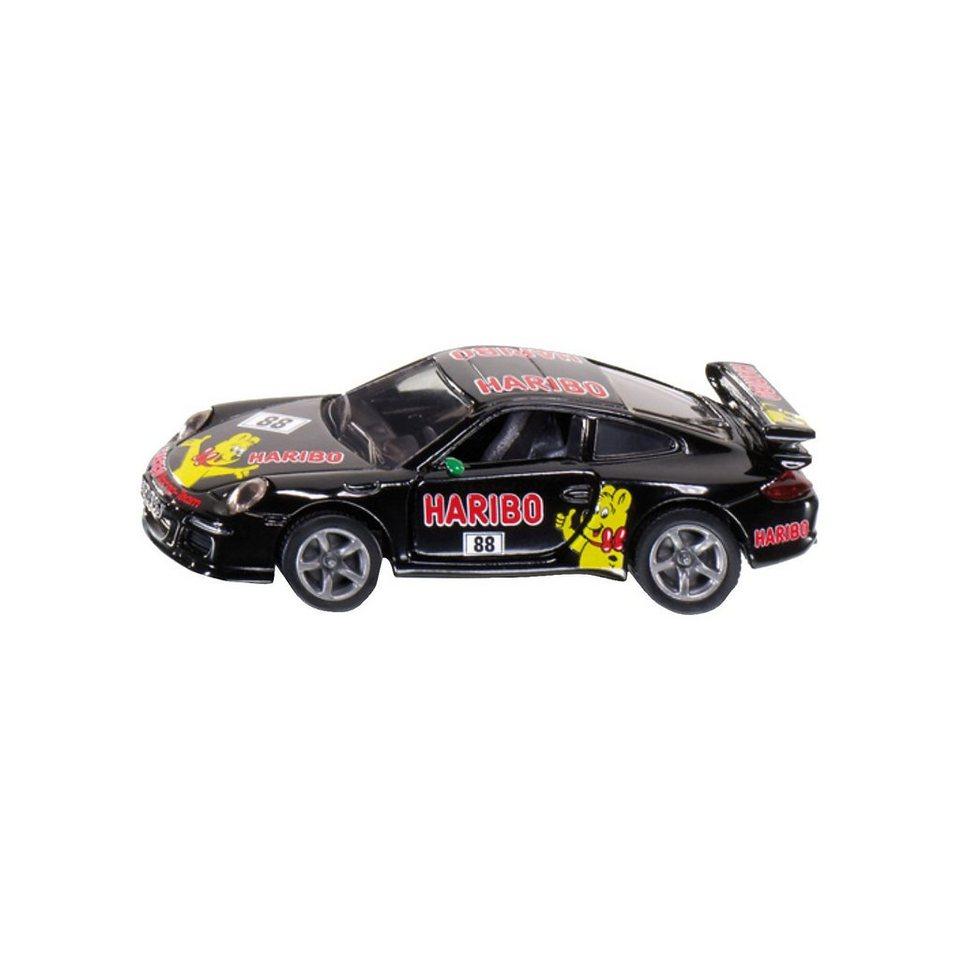 SIKU 1456 Posche 911 Cup Race 1:55