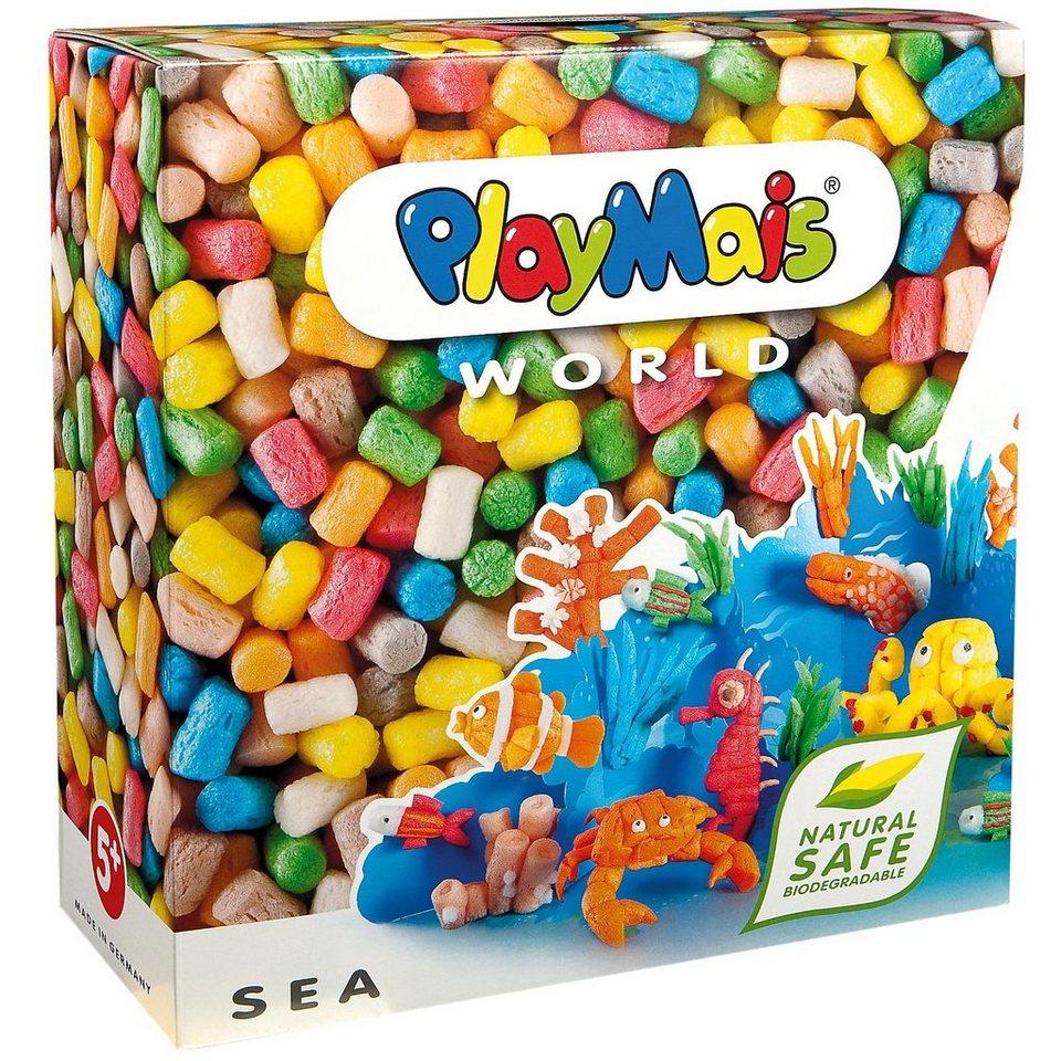PlayMais WORLD Sea, 1000 Maisbausteine