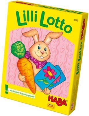 Haba Lilli Lotto - das Kartenspiel