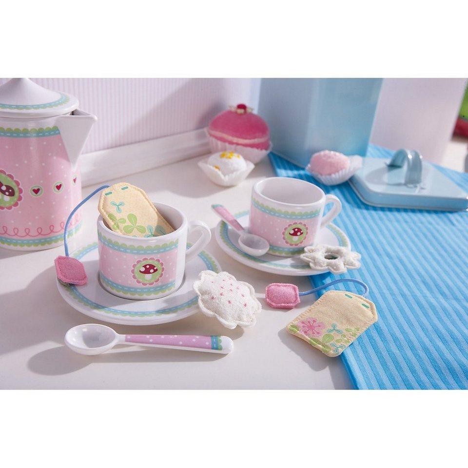 Haba 5608 Petite Rose Tee-Set Glückspilz