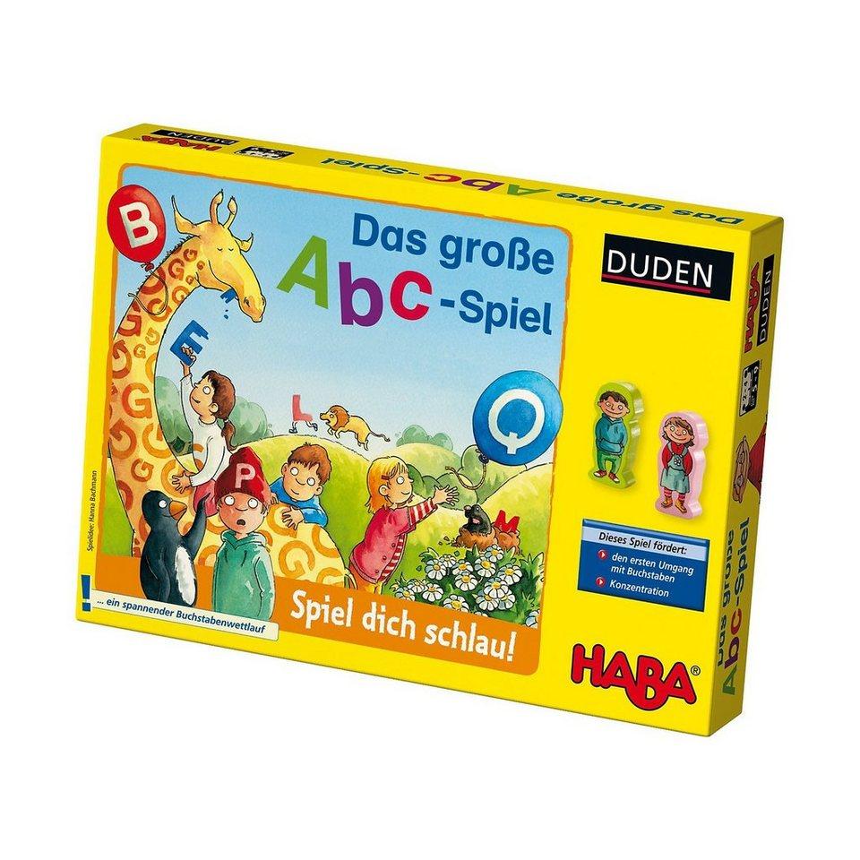 Haba Das große Abc-Spiel
