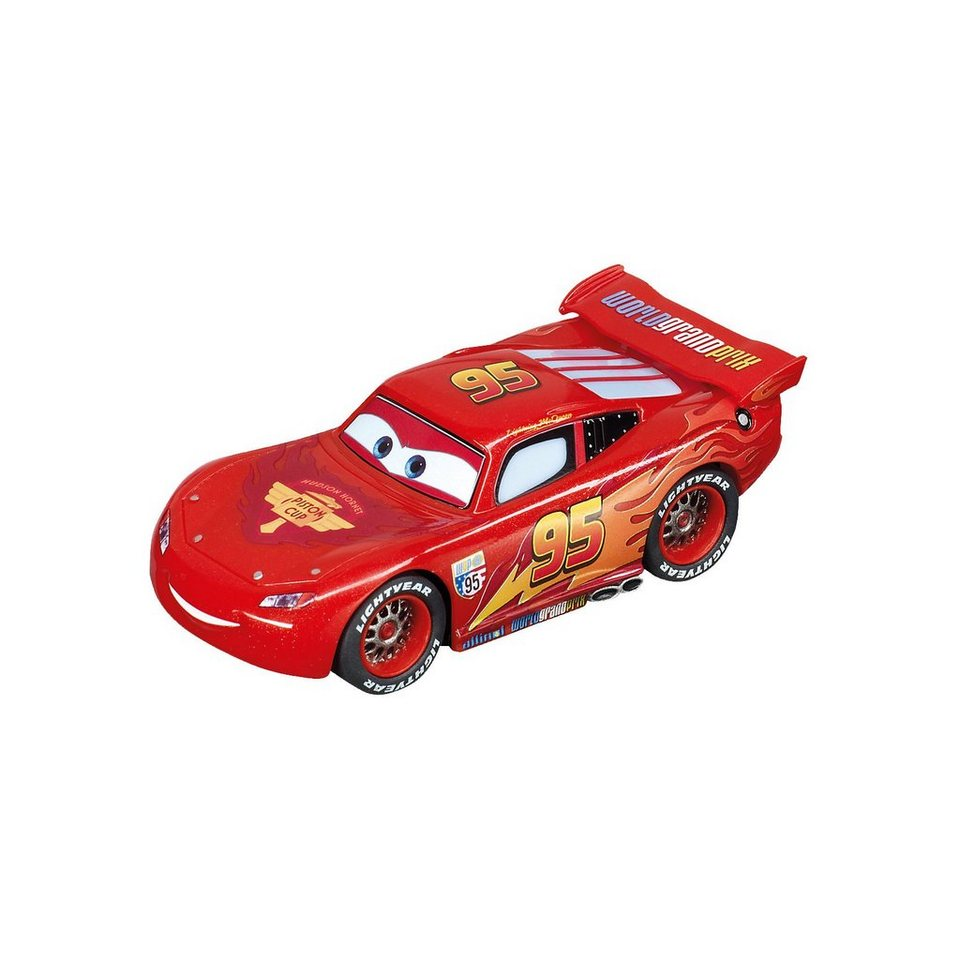 "Carrera GO!!! 61193 Disney/Pixar Cars 2 ""Lightning McQueen"""