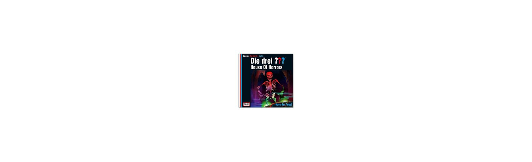 SONY BMG MUSIC CD Die Drei ??? Special - Haus der Angst
