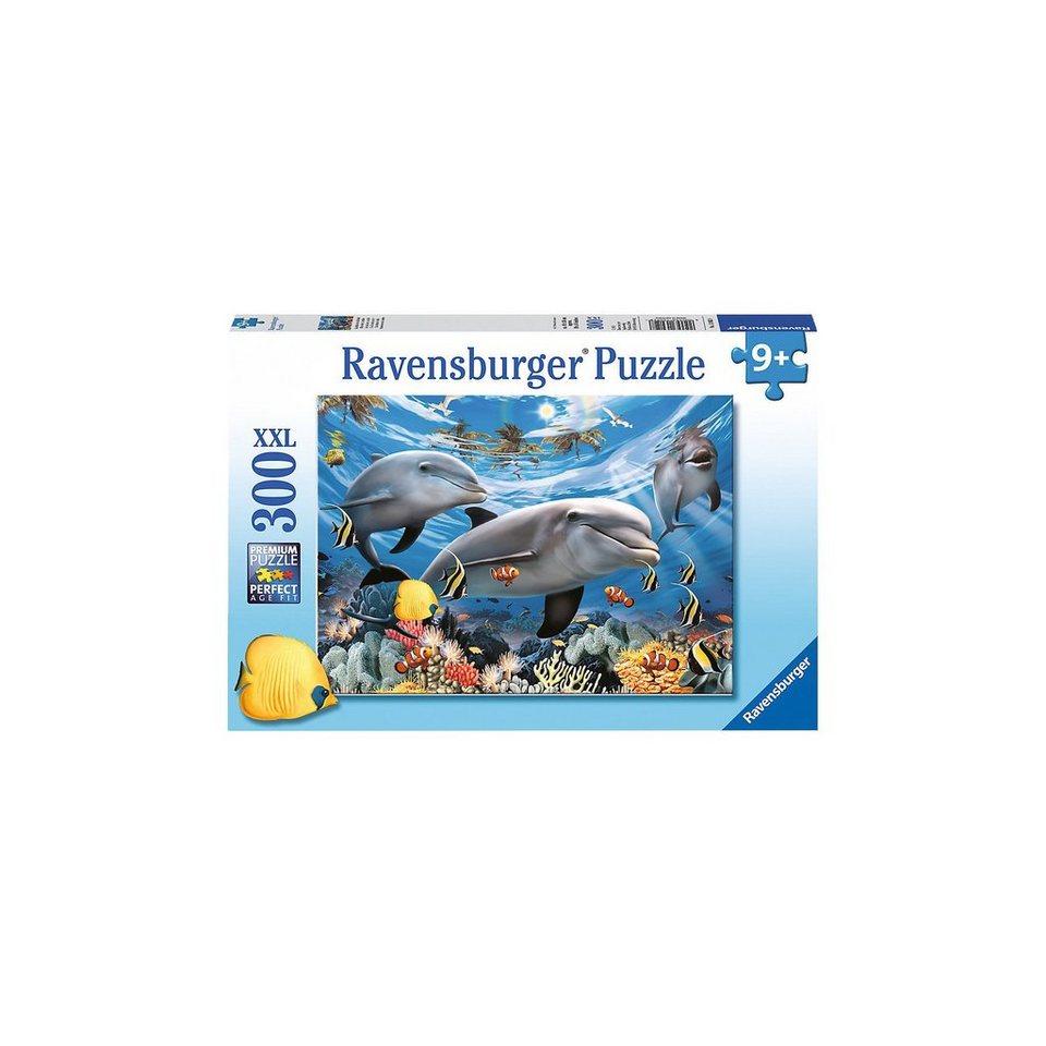 Ravensburger Karibisches Lächeln - 300 Teile Puzzle