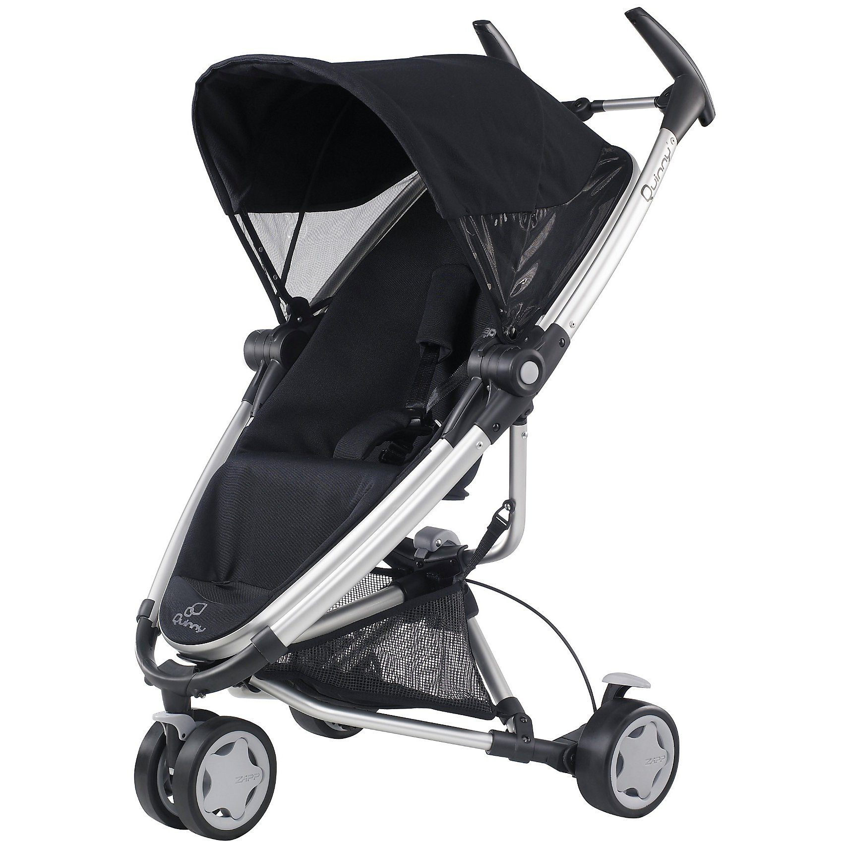 Quinny Buggy Zapp Xtra, Rocking Black, 2016